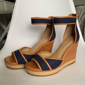 Antonio Melani Wedge Size 10